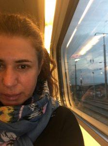 Partir de Comboio