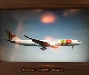 TAP | Dez horas a Voar do Porto ao Rio de Janeiro