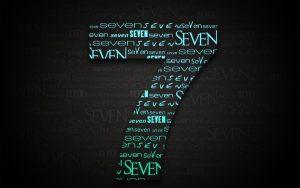 Sete (7)
