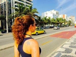 Porque ela se acha a Portuguesa mais Carioca?